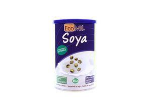 Молоко сухе Eco mil з сої рослинне органічне 400г х12