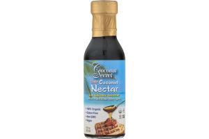 Coconut Secret Raw Coconut Nectar Low Glycemic Sweetener