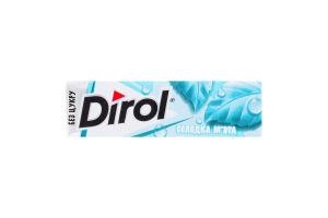 Резинка жевательная без сахара Сладкая мята Dirol м/у 14г