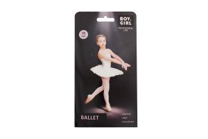 Колготы детские Boy&Girl Ballet 70den 128-134 powder
