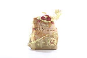 Хліб д/тостів наріз.в уп.Цар хліб 400г