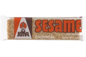 Joyva Gluten Free Sesame Crunch Bar