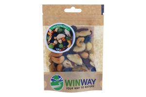 Суміш горіхова Бразильська Winway д/п 100г