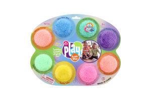 Набор шарикового пластилина для лепки D'1