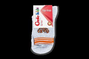 CONTE-KIDS TIP-TOP Шкарпетки дитячі р.20 272 світло-сірий