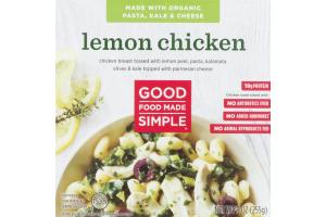 Good Food Made Simple Lemon Chicken