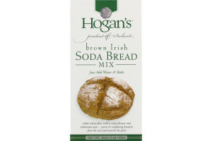 Hogan's Product of Ireland Brown Irish Soda Bread Mix