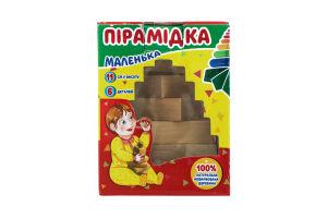 Пирамидка КФІ маленькая дерево