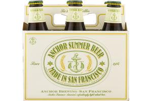 Anchor Summer Beer - 6 PK