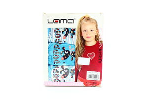Труси Lama 3шт XXL G-SD1 134-140 для дівчаток