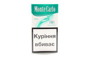 Сигарети Monte Carlo Fresh