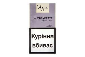 Сигареты Vogue Superslims Blue 20шт