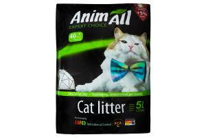 Cилікагелевий наповнювач для лотку AnimAll (економічна упаковка)