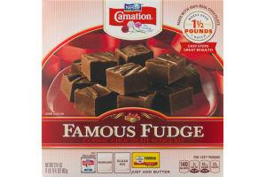 Nestle Carnation Famous Fudge Kit Classic Chocolate