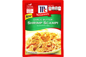 McCormick Garlic Butter Shrimp Scampi Seasoning Mix