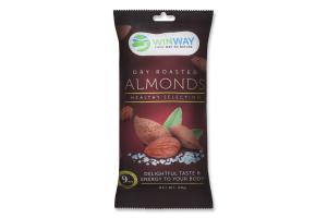 Мигдаль смажений солоний Winway м/у 60г
