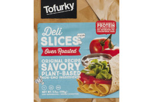 Tofurky Deli Slices Oven Roasted Original Recipe