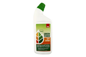 Средство для мытья унитазов экологическое Green Power Sano 750мл