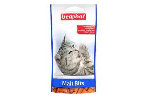 Лакомствo для кошек и котят Malt Bits Beaphar 35г