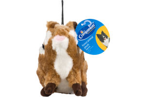 Companion Forest Animal Plush Dog Toy