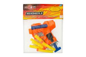 Игрушка для детей от 3лет №679 Боец PВ-1/6 Пистолет Maya Industrial 1шт