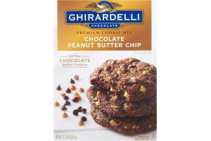 Ghirardelli Premium Cookie Mix Chocolate Peanut Butter Chip