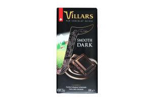 Шоколад черный Villars Сердце Швейцарии