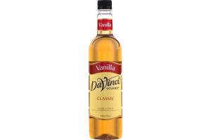 DaVinci Gourmet Classic Vanilla Syrup