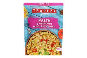Смесь сухая Паста с овощами По-римски Trapeza д/п 250г
