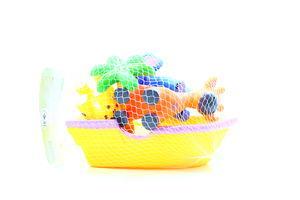 Набір іграшок Baby Team для ванної в асорт. 4+ 9017