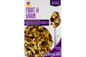 Ahold Cereal Fruit & Grain