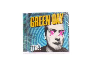 Диск CD Green Day Tre К 266415ЖЩ