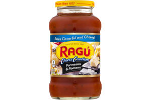 Ragu Cheese Creation Parmesan & Romano Sauce