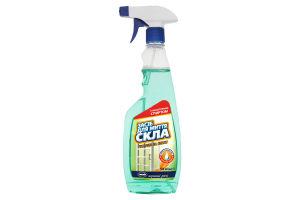 Средство для мытья стекол Премія с нашатыр спиртом