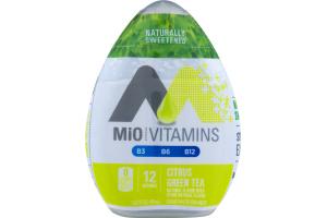 Mio Vitamins Citrus Green Tea Liquid Water Enhancer