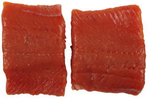 Sockeye Salmon Fillet - 2 CT