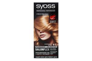 Крем-фарба для волосся Salonplex Professinal performance №8-7 Syoss 1шт