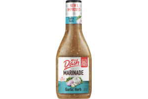 Mrs. Dash Marinade Salt-Free Garlic Herb