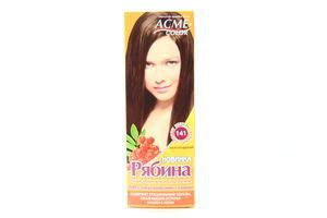 Крем-краска для волос Рябина Шоколадный №141 Acme Color