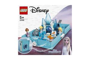 Конструктор для детей от 5лет №43189 Frozen II Disney Lego 1шт