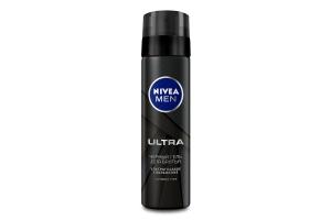 Гель для гоління Ultra Men Nivea 200мл