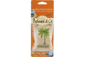 Bahama & Co. Air Freshener Oahu Island Splash