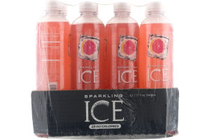 Sparkling Ice Pink Grapefruit - 12 PK