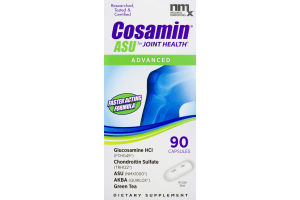 Cosamin ASU for Joint Health Active Lifestyle Dietary Supplement Capsules - 90 CT