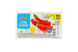 Сурими палочки замороженные Vici в/у 250г