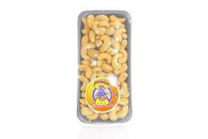 Кешью жареный соленый Natex Nuts лоток 120г