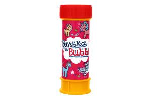 Мыльные пузыри для детей от 3лет №BB-09 Булька Bubble 60мл