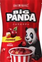 Попкорн в карамели со вкусом вишни Big Panda д/п 90г