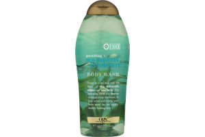 OGX Body Wash Quenching + Sea Mineral Moisture