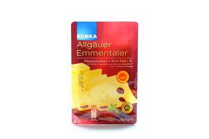 Сир Edeka Original Allgauer Ементаллер 45% 125г Німеччина